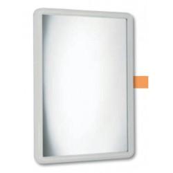 Espejo con marco fabricado en ABS serie 2000