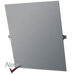 Espejo reclinable especial para discapacitados con cantos redondeados sin marco medida 50X70cm.