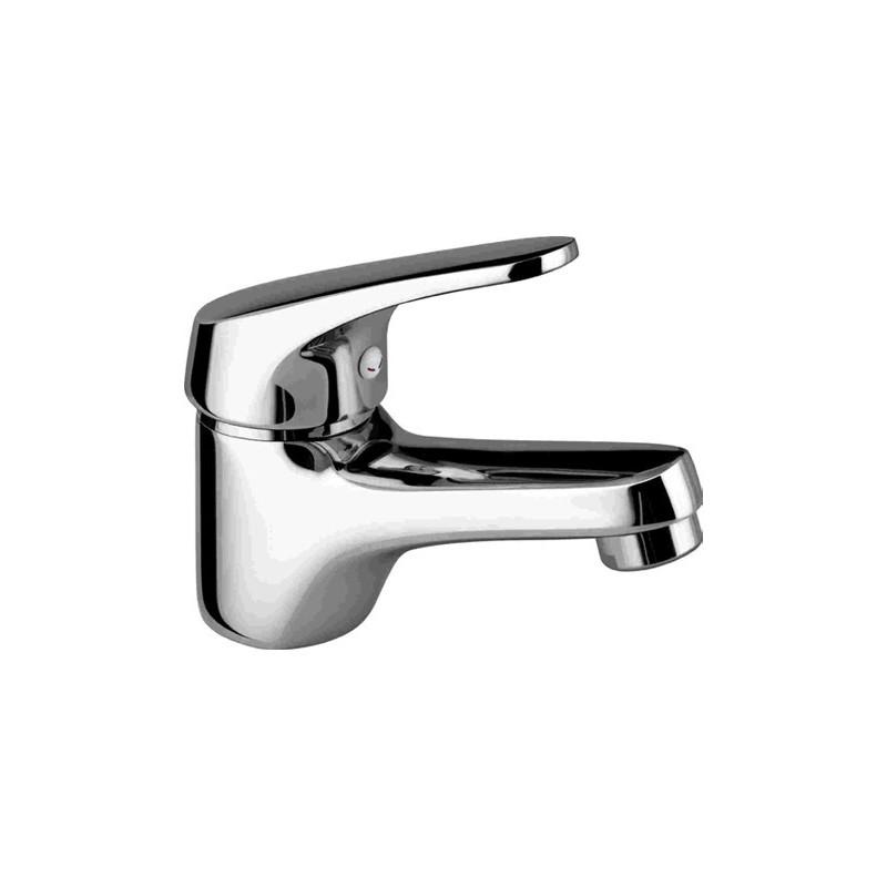 Grifo mezclador monomando para lavabo - KOMERCIA e548568cec72