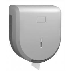 Porta rollos industrial ABS plata de gran capacidad