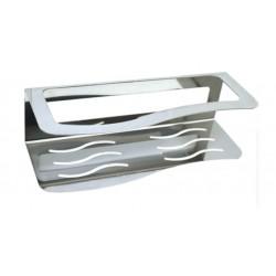 Jabonera porta geles de acero inoxidable AISI304