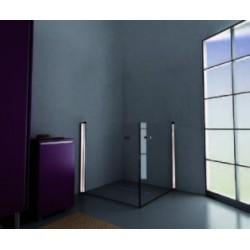 Mampara de ducha especial para discapacitados70x70x90